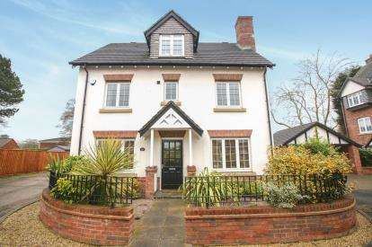 3 Bedrooms Detached House for sale in The Shambles, Knutsford, Cheshire