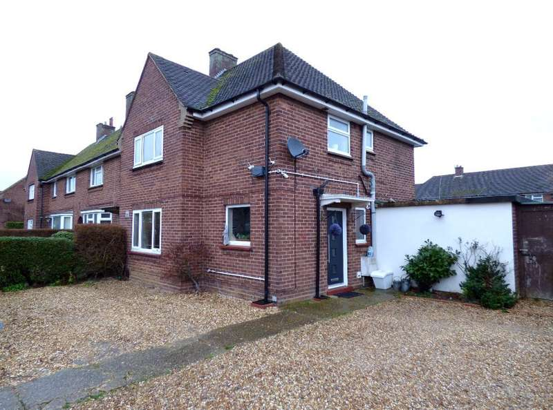 3 Bedrooms End Of Terrace House for sale in Hastings Road, Kempston, Bedford, MK42 7EZ