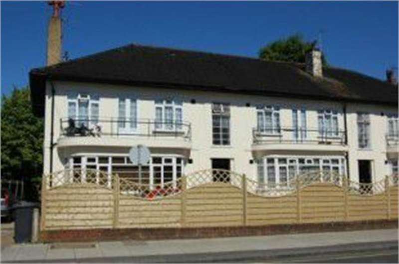 2 Bedrooms Flat for sale in Edgwarebury Lane, Edgware