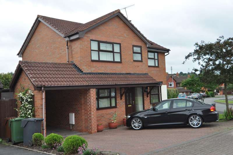4 Bedrooms Detached House for rent in Hill Rise View, Lickey End, Bromsgrove, B60