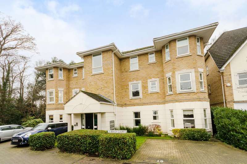 2 Bedrooms Flat for sale in Penners Gardens, Surbiton, KT6