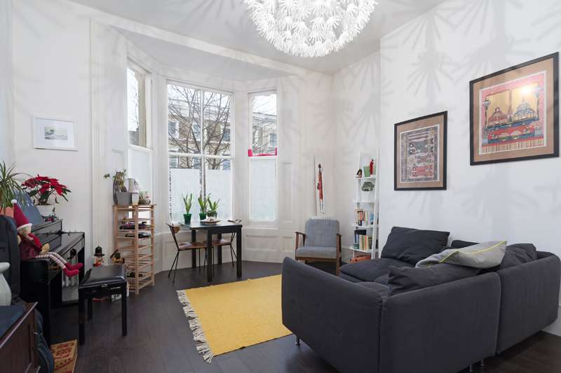 2 Bedrooms Flat for sale in Marylands Road, Little Venice