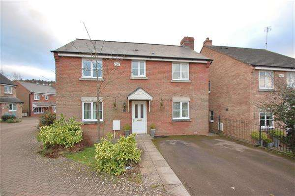 4 Bedrooms Detached House for sale in THE SQUIRRELS, DRYBROOK