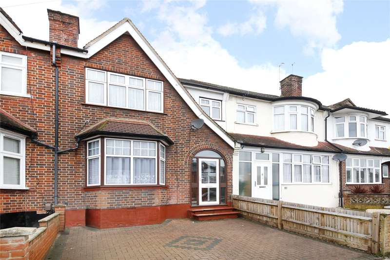 3 Bedrooms Terraced House for sale in Woodend, Upper Norwood