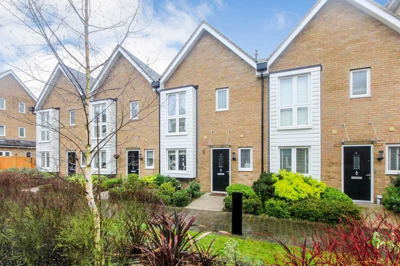3 Bedrooms House for sale in MODERN 3 BED WITH ENSUITE, NASH MILLS WHARF, HP3