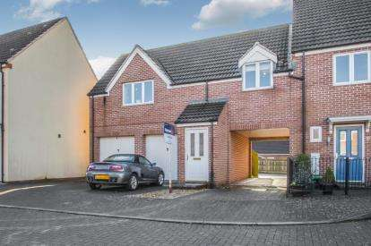 2 Bedrooms End Of Terrace House for sale in Bridgwater, Somerset