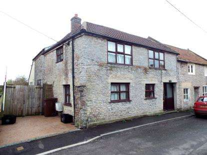 3 Bedrooms Semi Detached House for sale in Evercreech, Shepton Mallet, Somerset