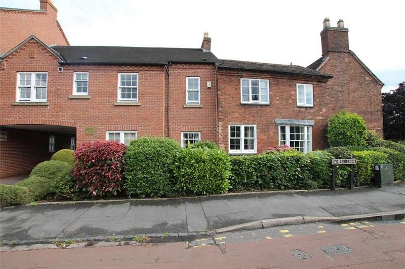 2 Bedrooms Flat for sale in Brewhouse Court, Wheel Lane, Lichfield, Staffordshire