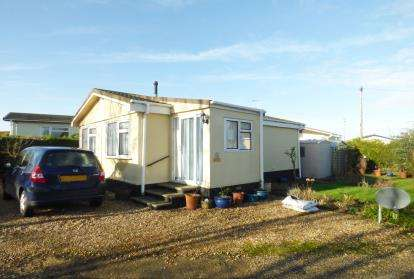 2 Bedrooms Mobile Home for sale in Great Bricett, Ipswich, Suffolk