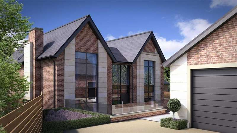 4 Bedrooms Detached House for sale in Scott Road, Prestbury