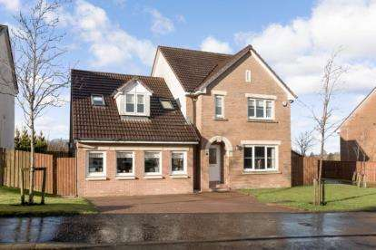 4 Bedrooms Detached House for sale in Deaconsgrange Road, Mearns Gate