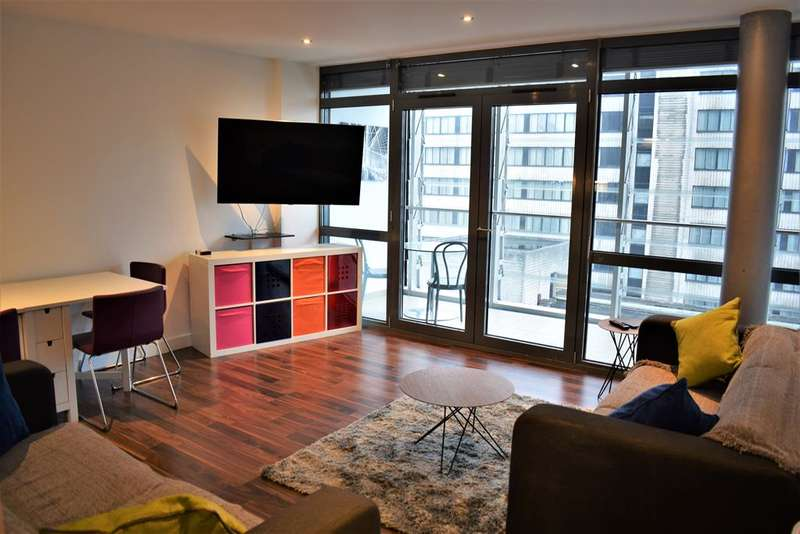 2 Bedrooms Apartment Flat for sale in No.1 Deansgate, Manchester, M3 1AZ