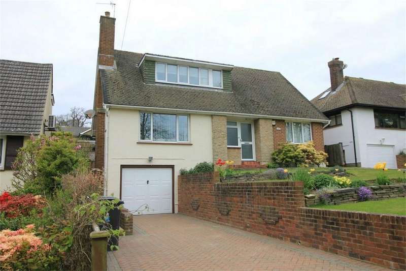 4 Bedrooms Detached House for sale in The Byeway, HASTINGS, East Sussex