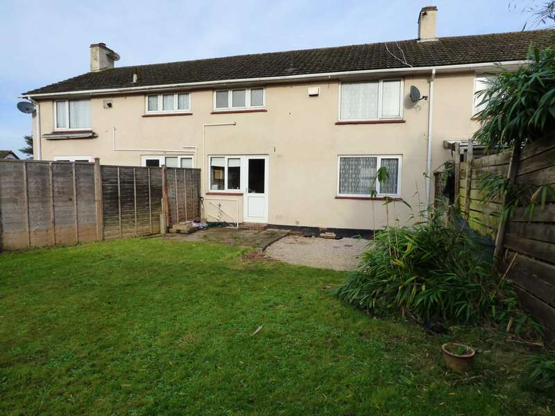 3 Bedrooms Terraced House for sale in Gibson Road, Paignton