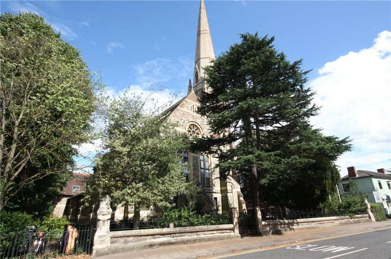1 Bedroom Apartment Flat for sale in St. Marys Court, Sansome Walk, Worcester, Worcestershire, WR1