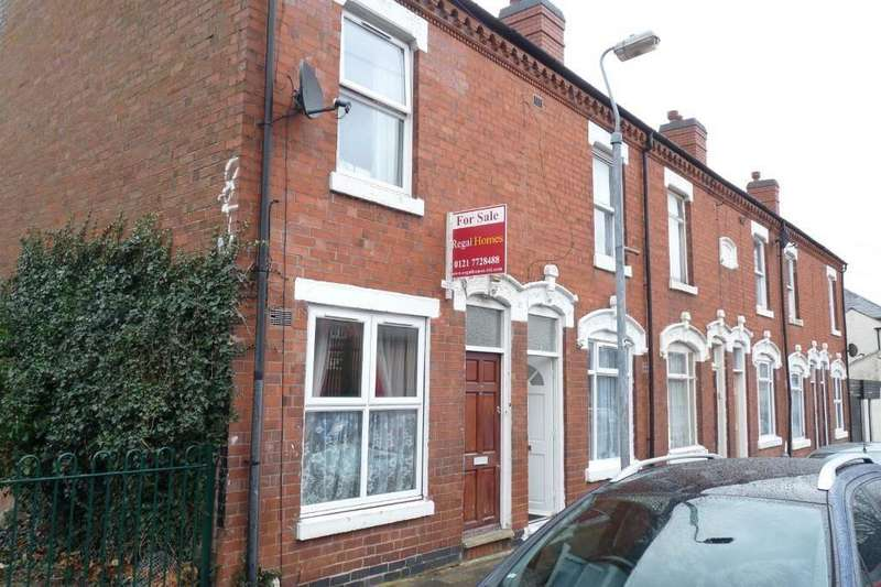 2 Bedrooms Terraced House for sale in Birchwood Crescent, Balsall Heath