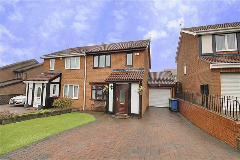 3 Bedrooms Semi Detached House for sale in Beaconside, South Shields, Tyne And Wear