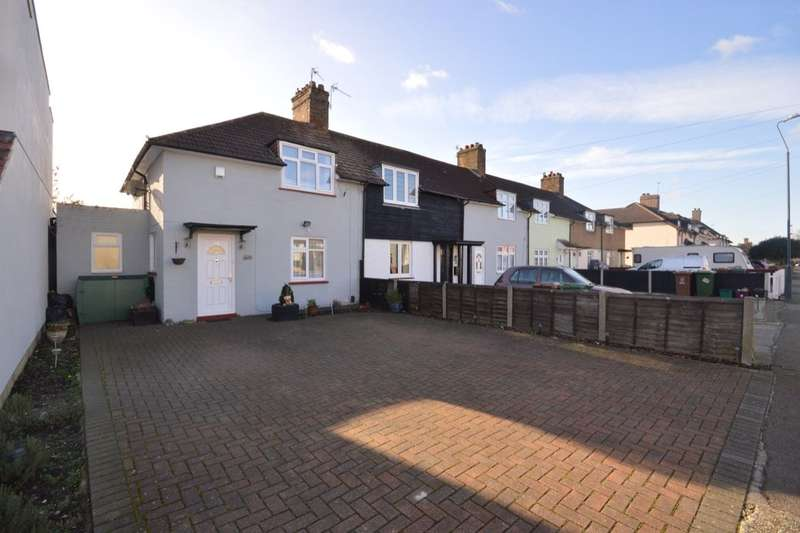 3 Bedrooms Semi Detached House for sale in Heath Way, Erith, DA8