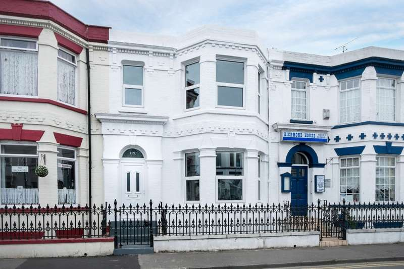 1 Bedroom Flat for rent in Wellesley Road, Great Yarmouith