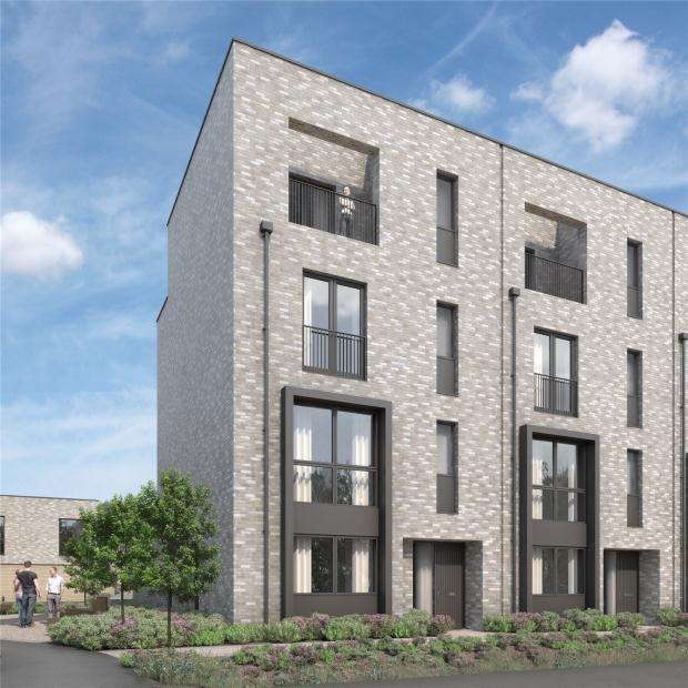 4 Bedrooms Town House for sale in Long Road, Cambridge