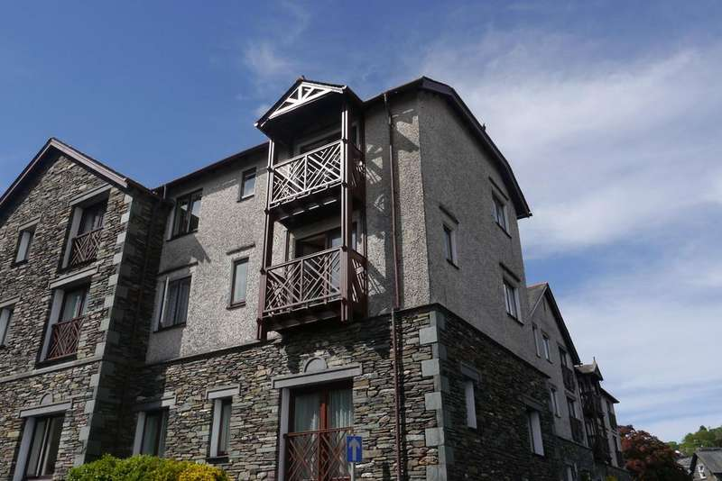 1 Bedroom Apartment Flat for sale in 110 Millans Court, Ambleside, LA22 9BW