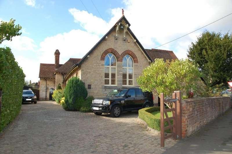 4 Bedrooms Detached House for sale in Hibaldstow