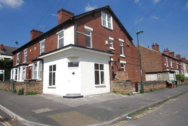 4 Bedrooms End Of Terrace House for sale in Victoria Road, Nottingham, NG5