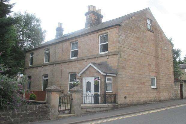 3 Bedrooms Semi Detached House for sale in Church Street, Matlock, DE4