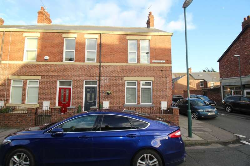 4 Bedrooms Terraced House for sale in Wansbeck Road, Jarrow, NE32