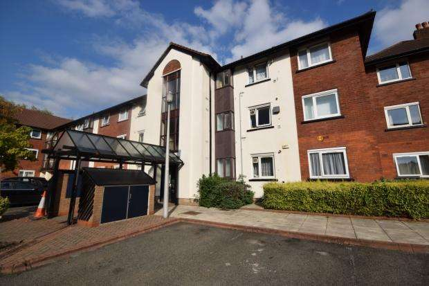 3 Bedrooms Apartment Flat for sale in Reeves Court, Canterbury Gardens, Salford, M5 5AE