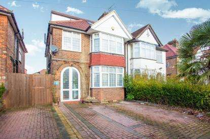 5 Bedrooms Semi Detached House for sale in Silkfield Road, London