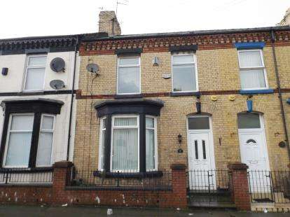 3 Bedrooms Terraced House for sale in Dacy Road, Liverpool, Merseyside, L5