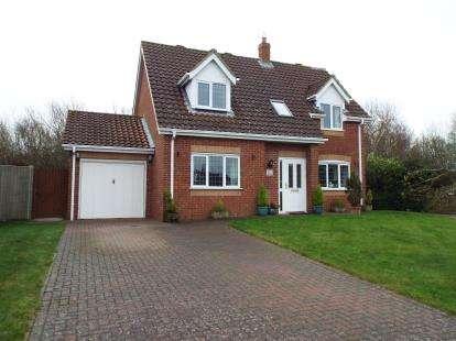 3 Bedrooms Detached House for sale in Dereham, Norfolk