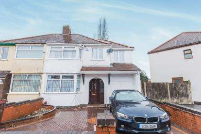 4 Bedrooms Semi Detached House for sale in Probert Road, Oxley, Wolverhampton, West Midlands