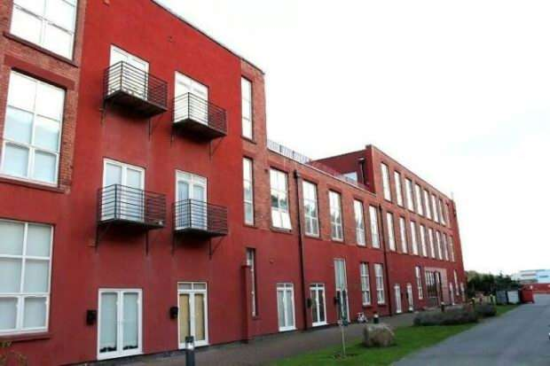 2 Bedrooms Apartment Flat for sale in Tobacco Wharf , Liverpool