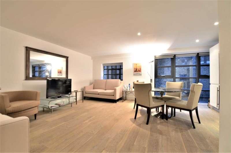 2 Bedrooms Apartment Flat for sale in Bull Inn Court, Strand, London