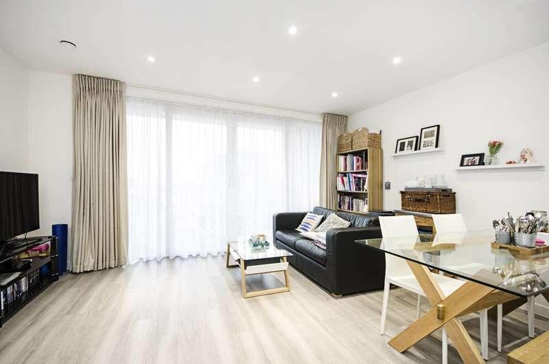 2 Bedrooms Flat for sale in Moorhen Drive, Hendon, NW9