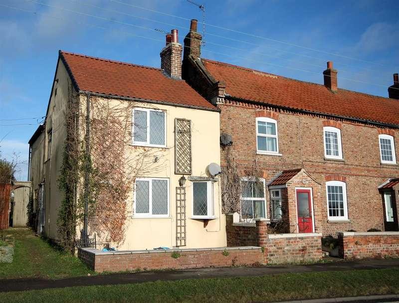 3 Bedrooms Terraced House for sale in Gate Helmsley, York, YO41 1NE