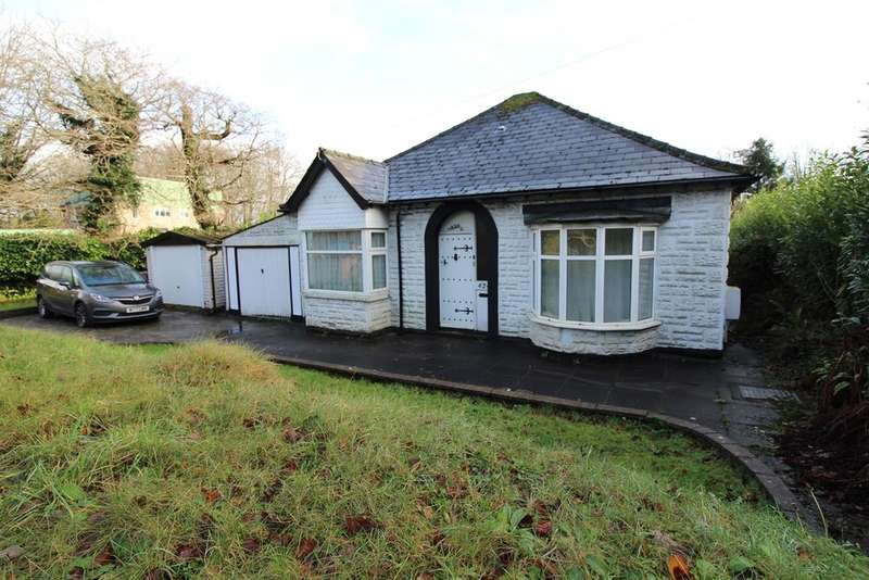 2 Bedrooms Detached Bungalow for sale in Roborough