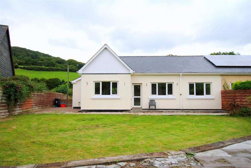 3 Bedrooms Semi Detached Bungalow for sale in Elan Valley, Rhayader