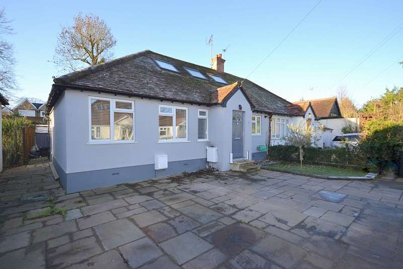 4 Bedrooms Semi Detached Bungalow for sale in Lower Sunbury