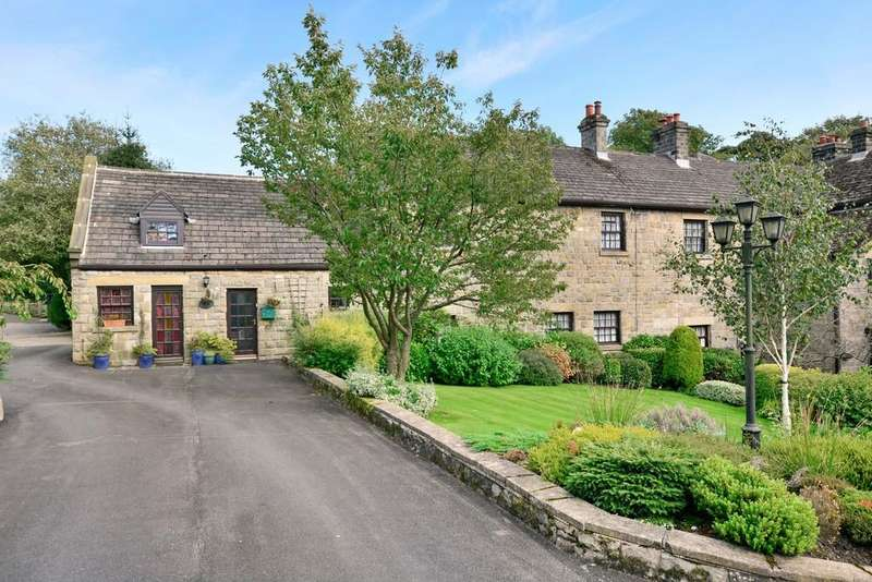 4 Bedrooms Mews House for sale in The Cottage, Hollow Meadows, S6