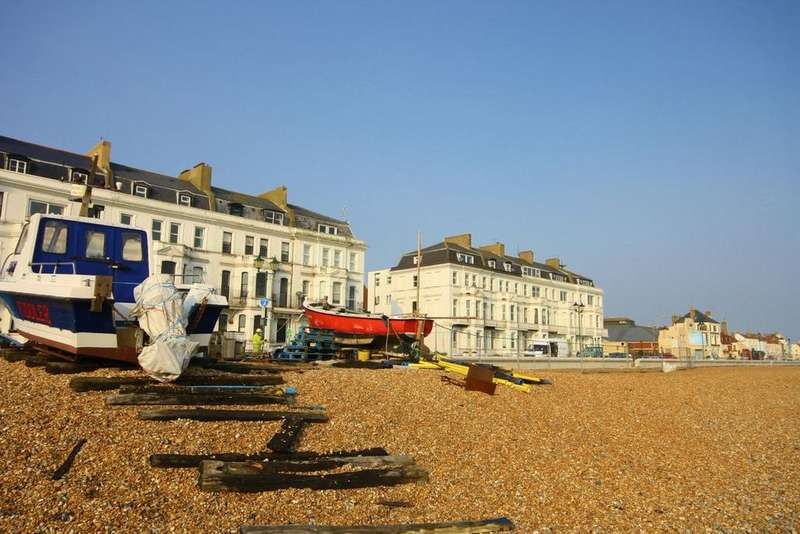 1 Bedroom Apartment Flat for sale in Prince of Wales Terrace, Deal