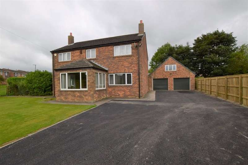 4 Bedrooms Detached House for sale in Low Enterprise Park , Greencorft, Stanley
