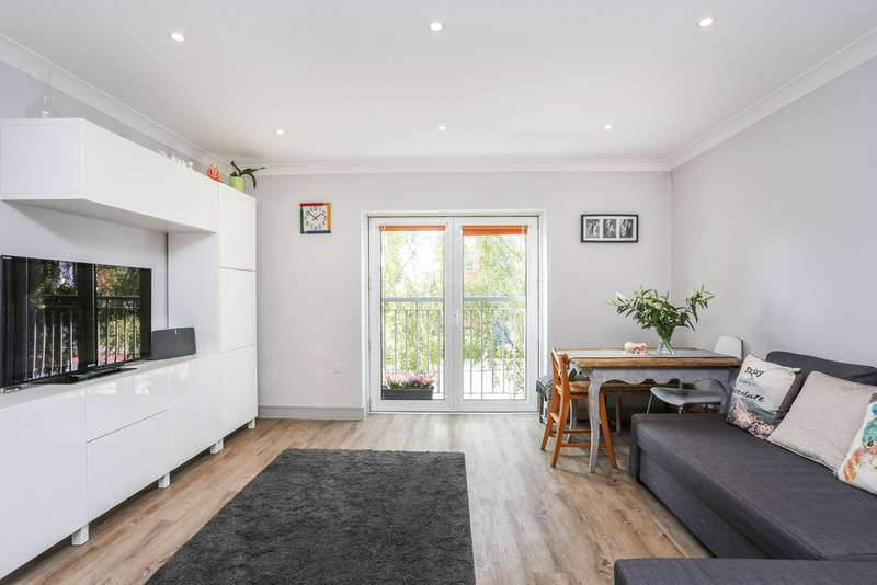 1 Bedroom Apartment Flat for sale in Rosehill, Sutton, SM1