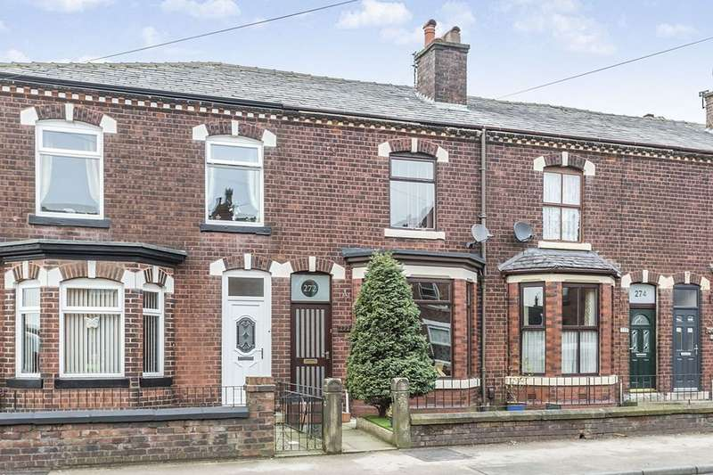 2 Bedrooms Property for sale in Whelley, Wigan, WN2