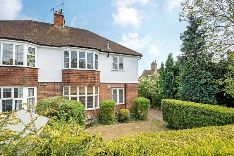 2 Bedrooms Flat for sale in Lammas House, Speer Road, Thames Ditton, Surrey, KT7