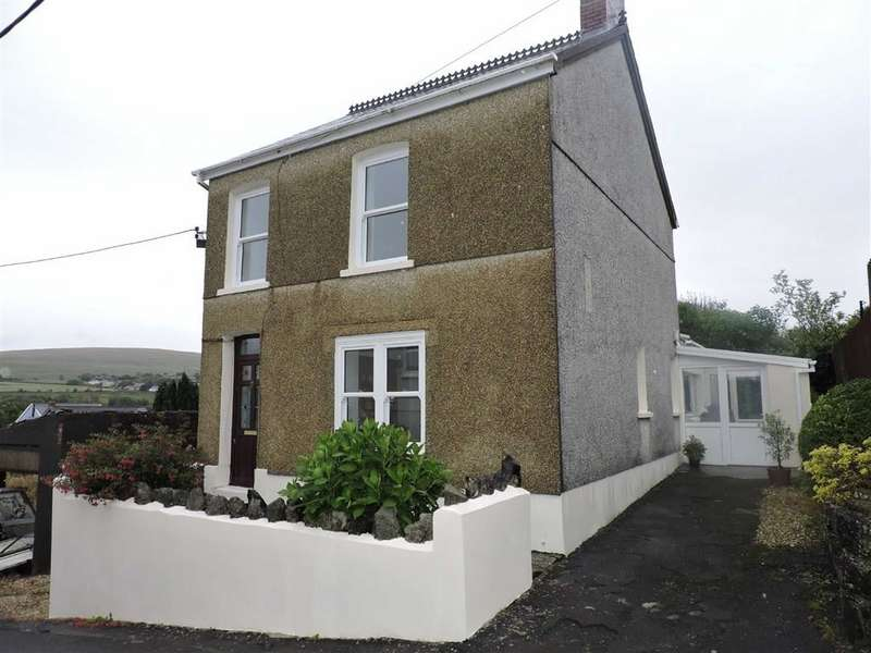 3 Bedrooms Detached House for sale in Park Lane, Lower Brynamman