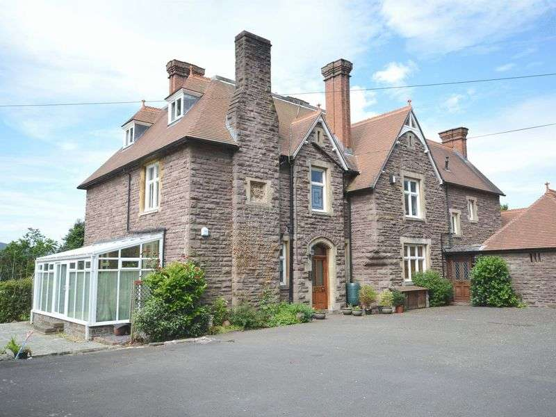 2 Bedrooms Property for sale in 24 Lansdown Road, Abergavenny
