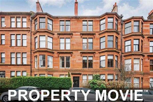 2 Bedrooms Flat for rent in 2/1, 36 Polwarth Street, Hyndland Glasgow G12 9TX